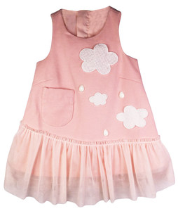T1717 CLOUD DRESS